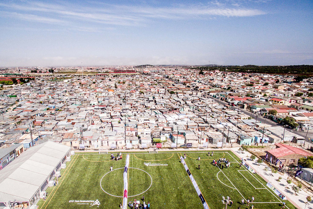 Charity Ball's 100 Best Places to Play Soccer | Charity Ball