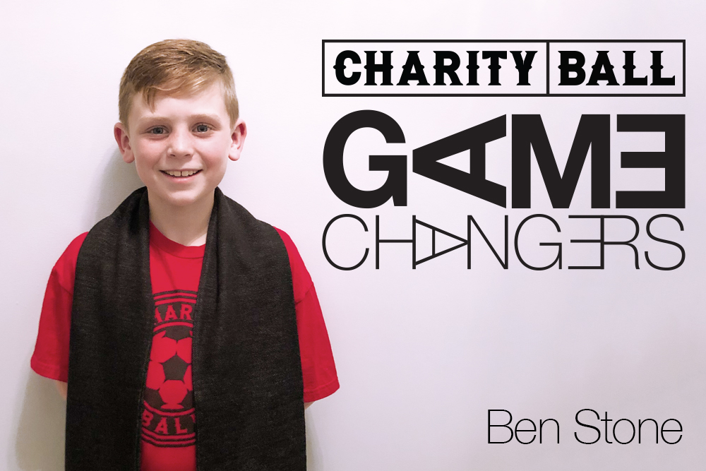 Ben Stone Charity Ball Game Changer
