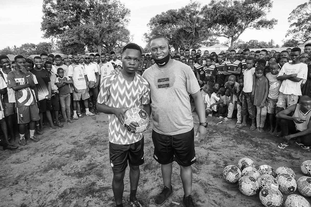 Charity Ball Mozambique Refuguee Response