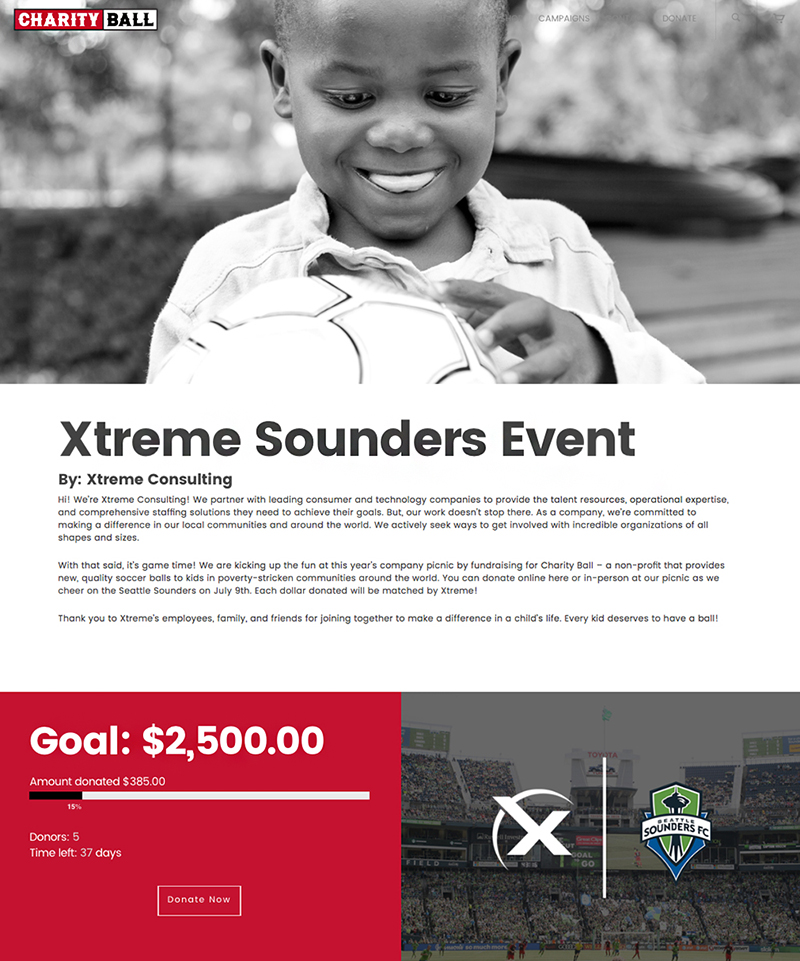 XtremeSoundersCampaign